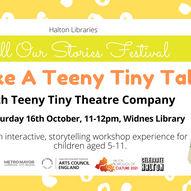 Make a Teeny Tiny Tale