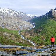 Storfjorden-Langvatnet