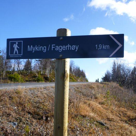 Skålsrudstølen - Fagerhøy/Myking - Skålsrudstølen