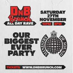 Dnb Brunch - All Day Rave