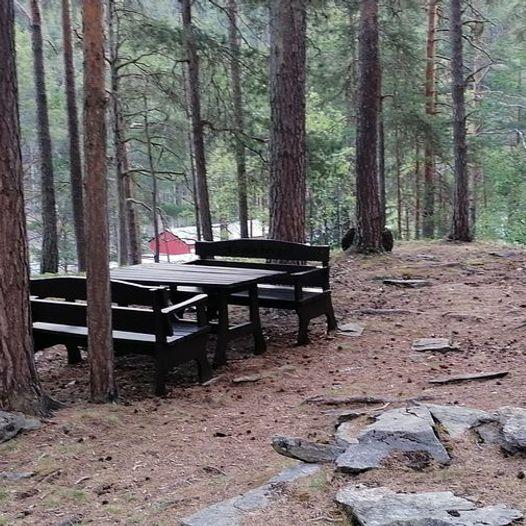 Kvennberget på Lalm (Vågå kommune)