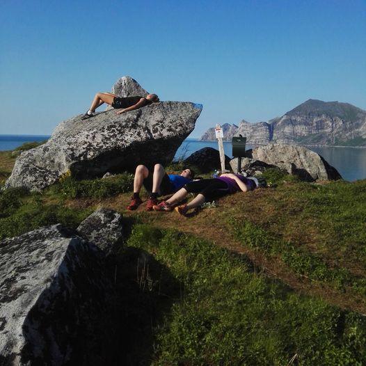 Turstinettet i Mefjordvær