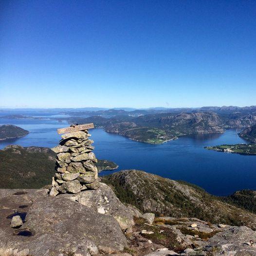 Selvikstakken - fineste utsiktspunkt i Sandnes