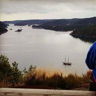 Utsiktspunktet Lofthei og rundtur om Fiskebuvika.