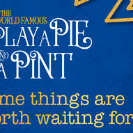 A Play, A Pie and A Pint: My Name Is Sarah, and... by Brian James O'Sullivan
