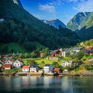 Selvguidet rundtur i Norge: Bergen til Bergen