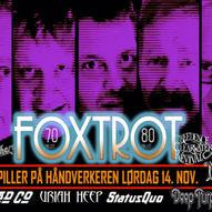 Konsert: Foxtrot