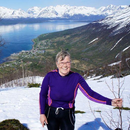 Askevárri (535moh.), Kåfjord