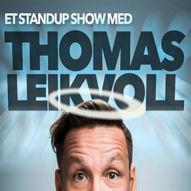 Standup show med Thomas Leikvoll  UNNSKYLD!