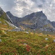 Topptur til Moltinden (696 moh)