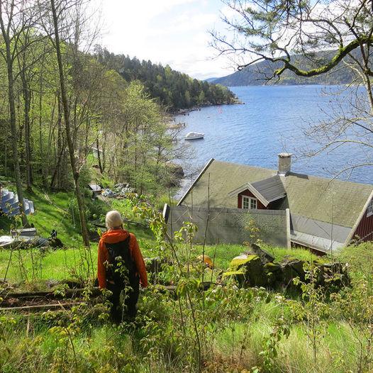 Digerud brygge - Sønderstø (Frogn kommune)