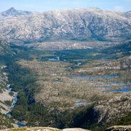 Strompdalen-Lomsdalen