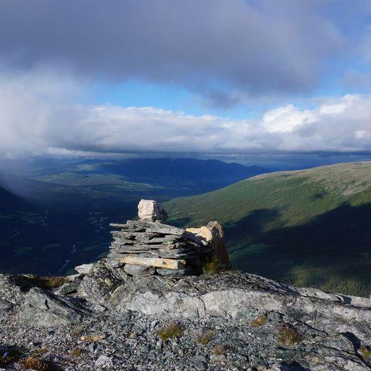 Storhaugen 1225 moh. i Dindalen