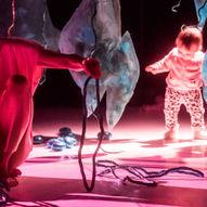 RAS - Dalija Thelander:  The Garden of Spirited Minds - Babyforestilling