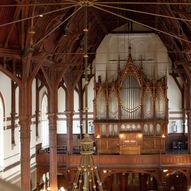 Orgelkonsert Ave Maria - Sigurd Melvær Øgaard - Bergen kirkeautunnale IKON