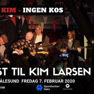 INGEN KIM - INGEN KOS    En hyllest til Kim Larsen