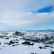 Nausthammaren – lettgjengd skidtur i Faurefjellet