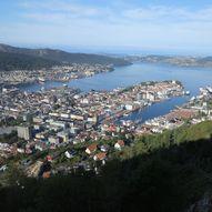 Sykkeltur over Tarlebøvatnet, Rundemannen og Fløyen
