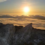 Topptur til Gjeltheia (519 moh) i Osen