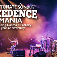 CreedenceMania  - Cosmos Factory 50 m/ Fortunate Sons