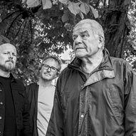 New Dance Quartet - Paal Nilssen-Love og Calle Neumann
