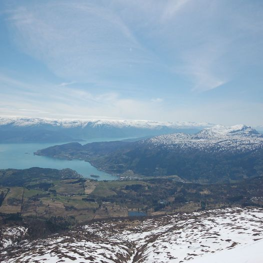 Flyane – Torefjell - Krok