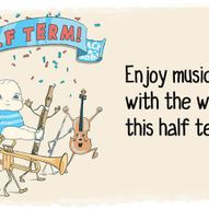 Bach to Baby Half Term Family Concerts
