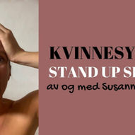 Stand Up Jevnaker - Kvinnesyken