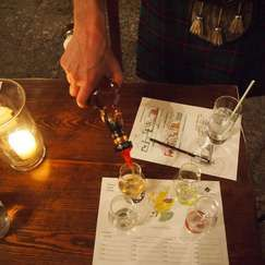 Tour and Whisky Tasting