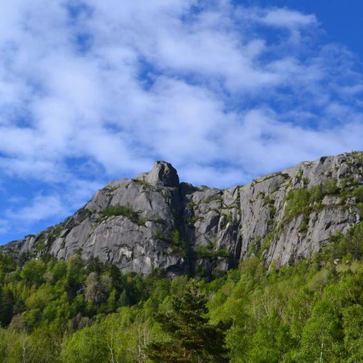 Topptur til Knabekniben 786 m.o.h.