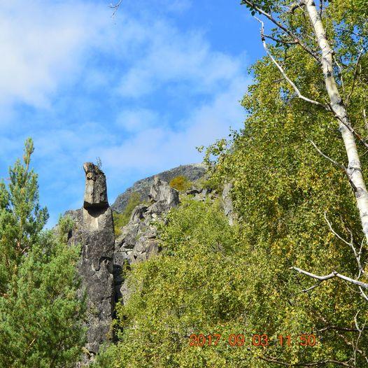 Fottur Jutlamannen - Hodndalen - Oftedalen - Ofta