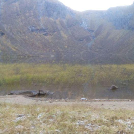 Fra Knutbu i Mosvollskaret til Svartvannet
