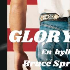 Vidar Johnsen (22:00) + Glory Days - En hyllest til Bruce Springsteen (23:30)