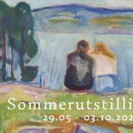 Sommerutstillingen 2021 - Kunst fra Hvitstens gullalder
