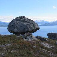Skatvikfjellet 466 moh.