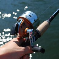 Fisketur til Holmevatnet