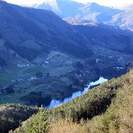 Kanopadling i Hauglandsdalen