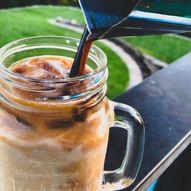 Oppskrift på iskaffe for trøtte småbarnsmødre