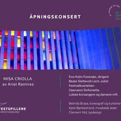 Åpningskonsert //Festspillene i Kristiansund
