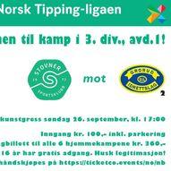 3. div. NT-ligaen Stovner SK –  Grorud 2