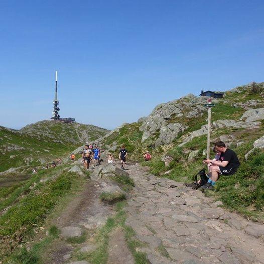 4-fjellsturen i Bergen