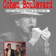 Cohen-aften på Svanøy