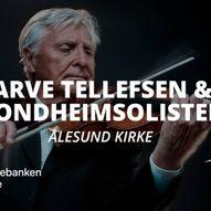 Fjord Cadenza 2021: Ein festkveld med Arve Tellefsen og TrondheimSolistene i Ålesund Kyrkje