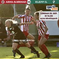 Arna-Bjørnar vs Klepp il