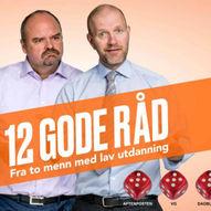 Atle Antonsen & Bård Tufte Johansen: 12 gode råd - kl.19:00