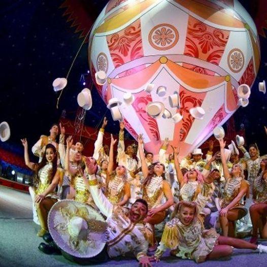 Gandeys Circus: The Unbelievable Tour!