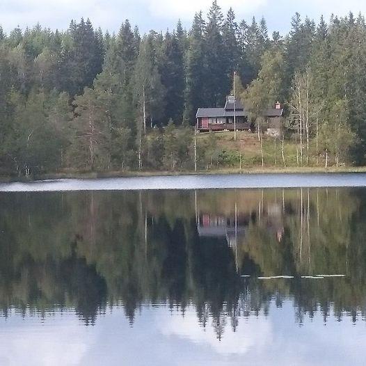 Tur til Sørlandshytta ved Vennervann i Lillomarka