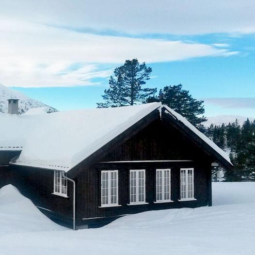 Himingsjå. Adkomst vinter