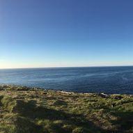 Knivskjellodden så langt nord du kommer på Norges fastland