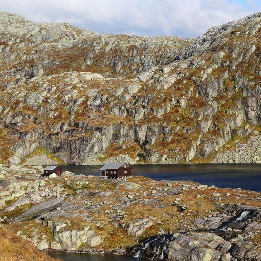 Vardadalsbu til Stordalen via Fjellvassbu